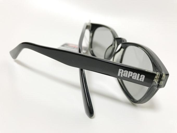 """サイドには""""Rapala""""ロゴ!"""